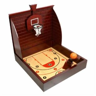 CHH Wooden Basketball Table Top Game