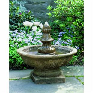 Campania International Bordine Finial Fountain