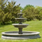 Campania International Newport Water Fountain
