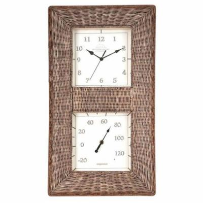 Acu-Rite 12 Inches Wide Indoor/Outdoor Wall Clock