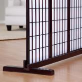  Shoji Room Divider Stand