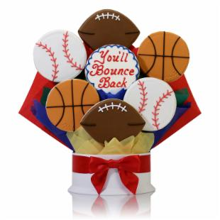 Corso&#39;s Cookies You&#39;ll Bounce Back Cookie Bouquet