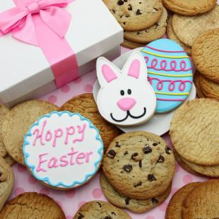 Corso&#39;s Cookies Hoppy Easter Gift Box
