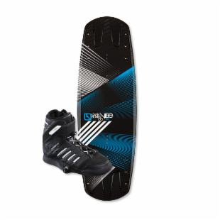 CWB Board Mens Vibe Wakeboard with Prizm Bindings