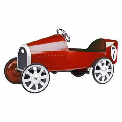  Sporty in Red Pedal Car