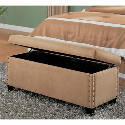 Mason Storage Bench