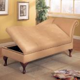 Delta Storage Chaise Lounge