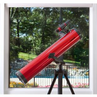 Carson Red Planet 76mm Reflector Telescope