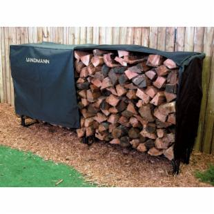 Landmann 8 ft. Heavy Duty Log Rack Cover