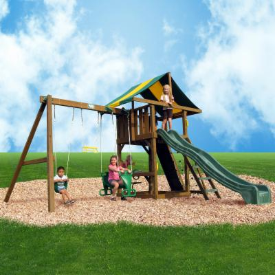 Creative Playthings Lincoln Swing Set