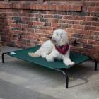 Coolaroo Deluxe Dog Bed - Green