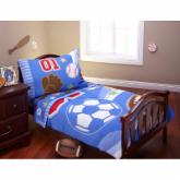 Everything For Kids - Lil All Star 4 pc Toddler Bedding Set