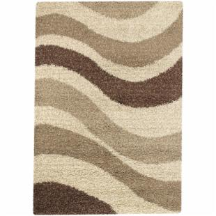 Couristan Visionnaire Enigma Multi/Brown Area Rug