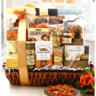 Hearth &amp; Home Gourmet Gift Basket