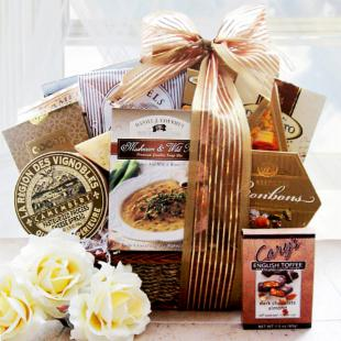 Comfort Foods Gift Basket