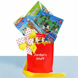 Fun with Mickey Gift Basket