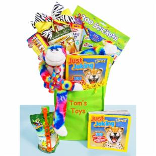 Wild &amp; Wacky Gift Basket