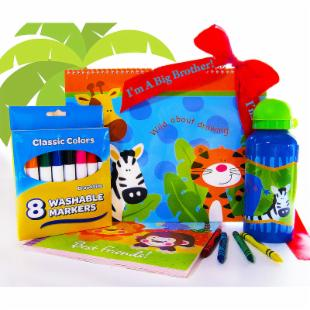 Zany Zoo Big Brother Gift Set