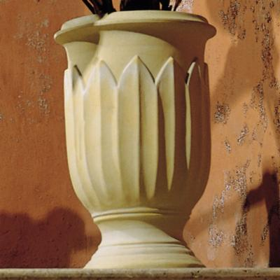 Round Resin Freda Urn Planter