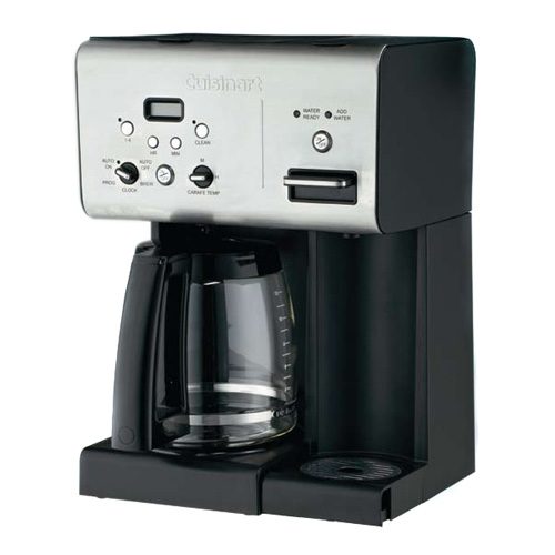 Cuisinart CHW-12 12-Cup Programmable Coffeemaker with Hot Water System - Coffee Makers at Hayneedle