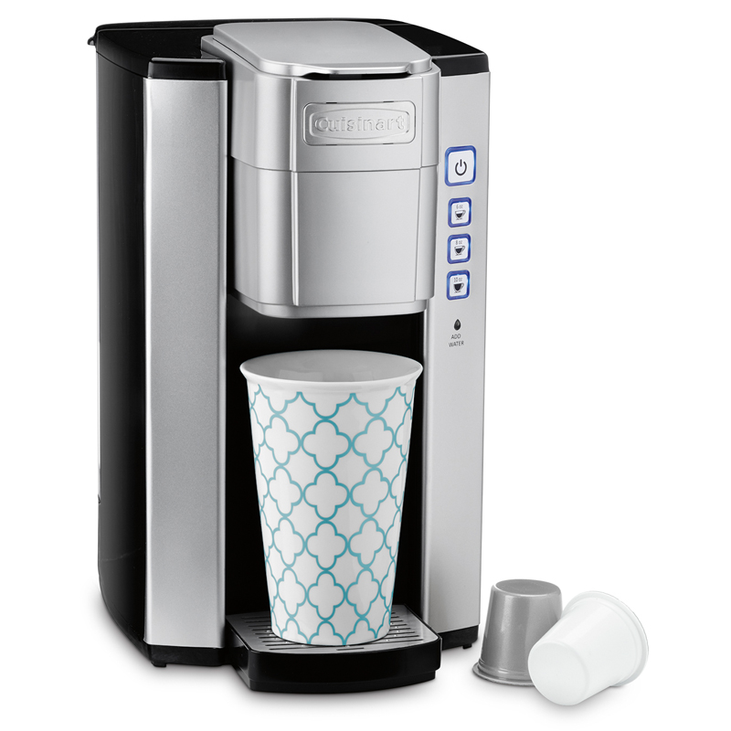 Single Serve Coffee Maker With Large Reservoir : Cuisinart Single Serve Coffee Maker - Coffee Makers at Hayneedle