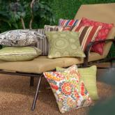  Atrium 14 x 16 Outdoor Toss Pillows - Set of 2