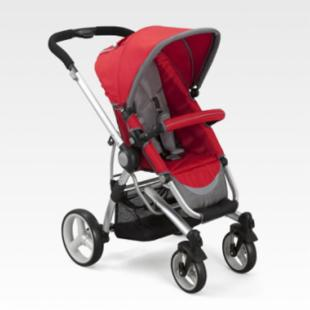 Simmons Kids Tour Vantage Stroller - Red