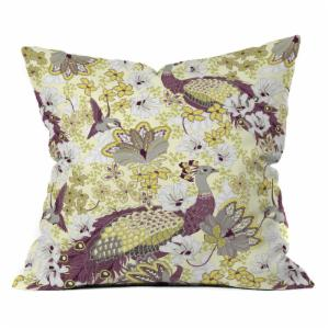DENY Designs Sabine Reinhart Royal Meadow Outdoor Throw Pillow