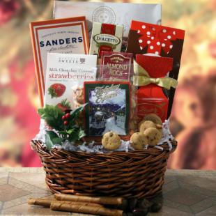 Good Cheer Gift Basket