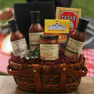 Grillin &amp; Chilling Gift Basket