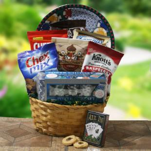 Dads Night Out Gift Basket