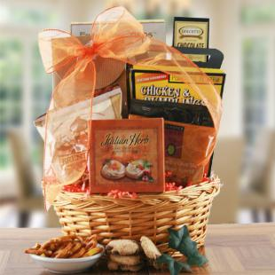 Cozy Collections Gift Basket