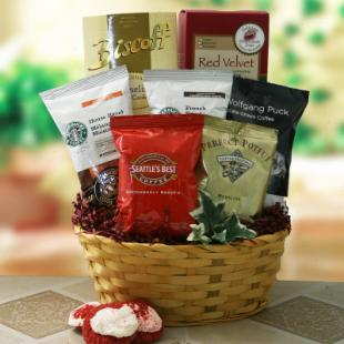 Coffee Inspirations Gift Basket