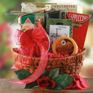 Italian Passion Gift Basket