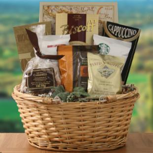 Chocolate Temptations Gift Basket