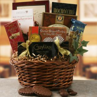 Sweet Cravings Gift Basket