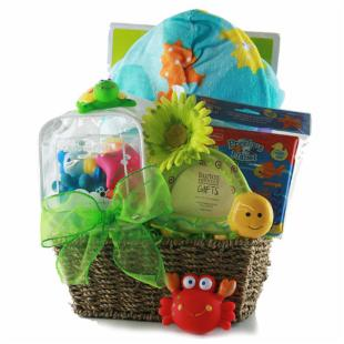 Water Works Gift Basket