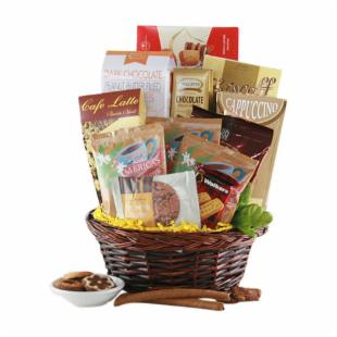 Indulgent Gourmet Gift Basket