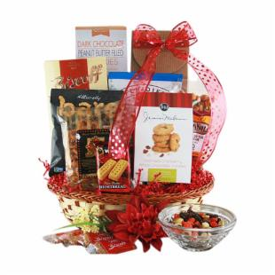 Oasis Gift Basket