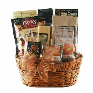 Country Delights Gift Basket