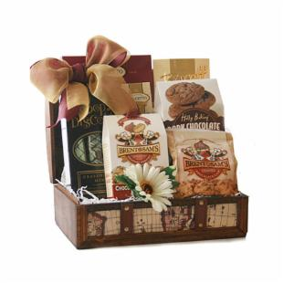 Sugarrush Gift Basket