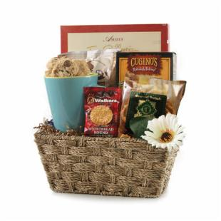 Feel Good Gourmet Gift Basket