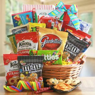 Sweet &amp; Savory Gift Basket