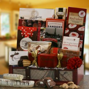 World of Chocolate Gift Basket