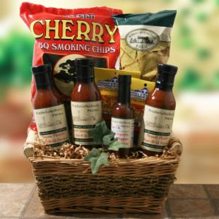 Grill Sergeant Gift Basket