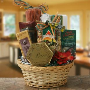 Italian Cafe Gift Basket