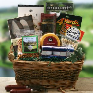 Cuisine on the Green Gift Basket