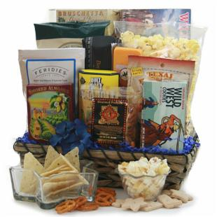 Happy Trails Gift Basket