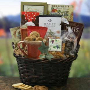 Epicurean Gift Basket