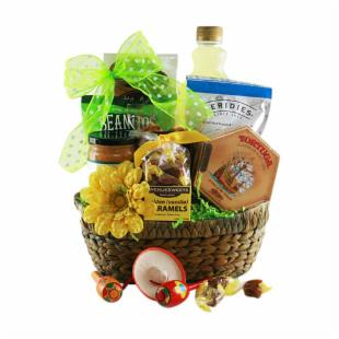 On The Rocks Gift Basket